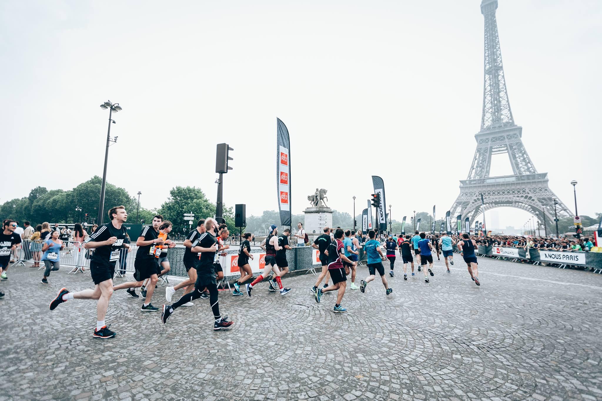 on feet images of new appearance run shoes 10km de Paris 2019 - Les résultats (ski-nordique.net)