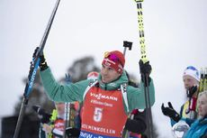 24.03.2019, Oslo, Norway (NOR):Arnd Peiffer (GER) - IBU world cup biathlon, mass men, Oslo (NOR). www.nordicfocus.com. © Manzoni/NordicFocus. Every downloaded picture is fee-liable.