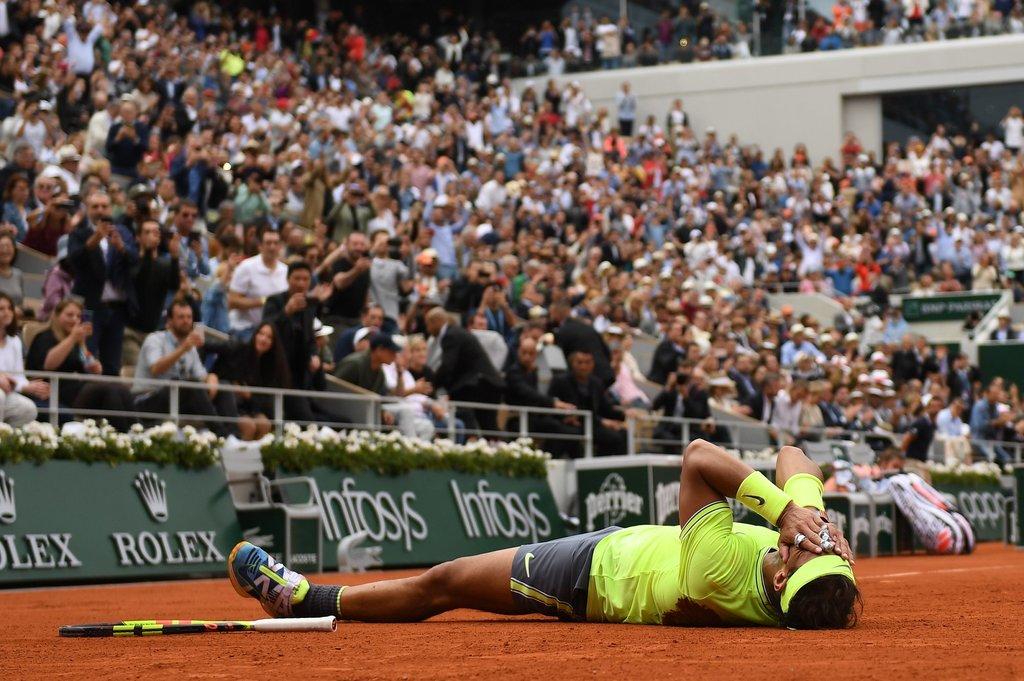 Tennis Roland Garros Hommes Le Tableau Les Resultats Sports Infos Ski Biathlon