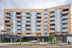 Slik ser nye Årvoll omsorgssenter ut. Foto: Dmitry Tkachenko