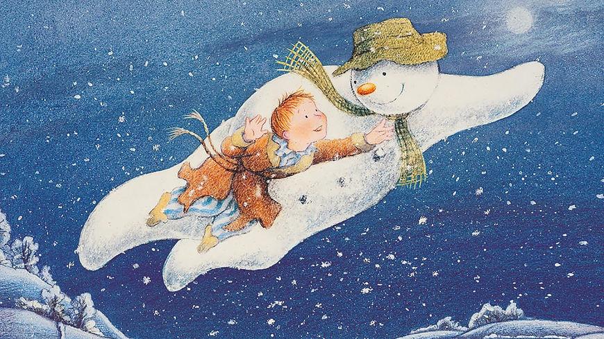 Gutten og Snømannen - NETT