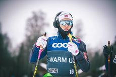 15.03.2019, Falun, Sweden (SWE):Johannes Hoesflot Klaebo (NOR) - FIS world cup cross-country, training, Falun (SWE). www.nordicfocus.com. © Modica/NordicFocus. Every downloaded picture is fee-liable.