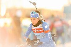 06.03.2019, Oestersund, Sweden (SWE):Lisa Vittozzi (ITA) - IBU world championships biathlon, training, Oestersund (SWE). www.nordicfocus.com. © Tumashov/NordicFocus. Every downloaded picture is fee-liable.