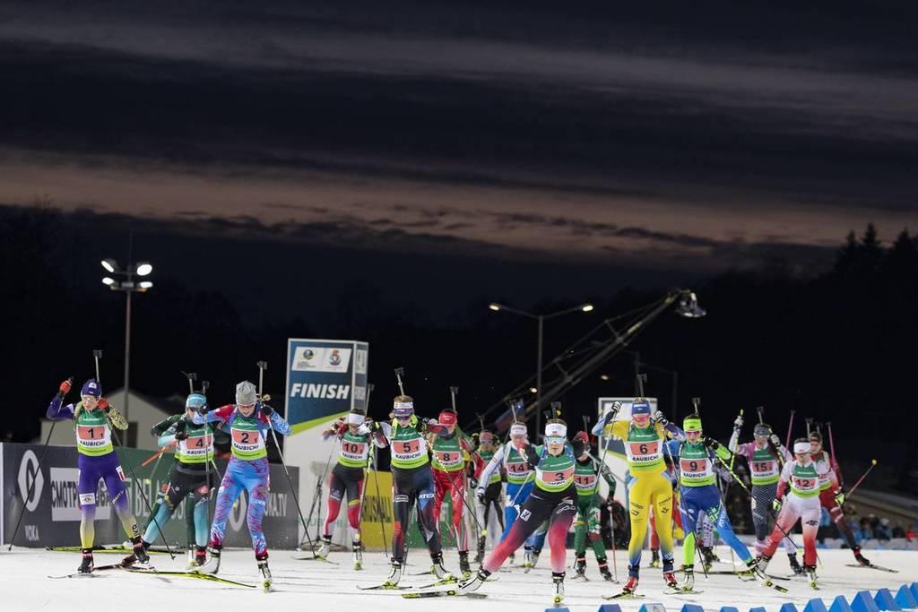 Calendrier Cross Country 2020.Biathlon Ibu Cup Le Calendrier 2020 Ski Nordique Net
