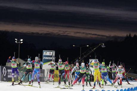 Biathlon 2019 Calendrier.Ski Biathlon Calendriers Des Competitions