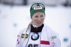 08.03.2019, Oestersund, Sweden (SWE):Lisa Theresa Hauser (AUT) - IBU world championships biathlon, sprint women, Oestersund (SWE). www.nordicfocus.com. © Manzoni/NordicFocus. Every downloaded picture is fee-liable.