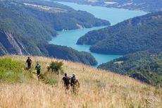 Trail des Paserelles du Monteynard