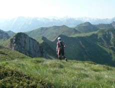 Grand Trail Vallee Ossau