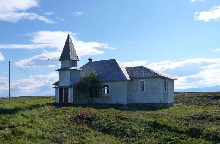 Gåsvær kapell 2019