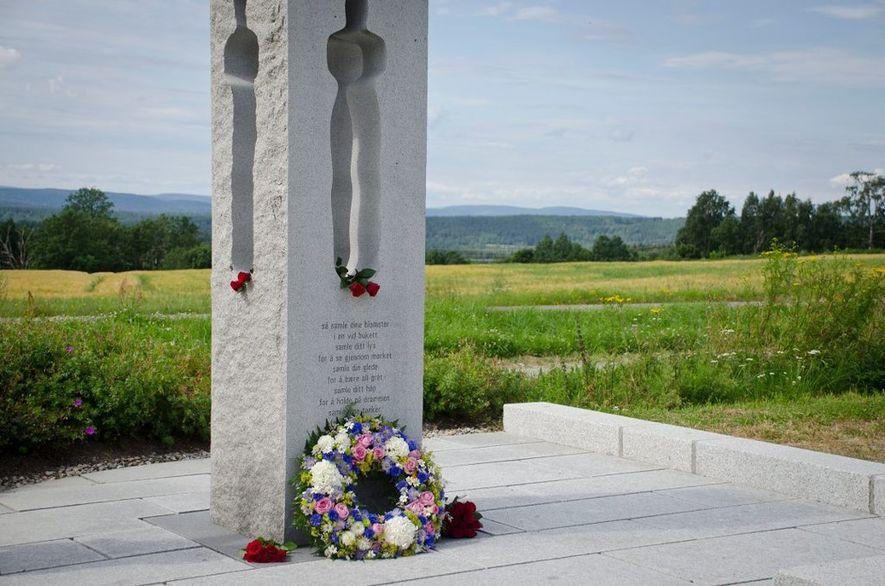 22.juli minnesmerke