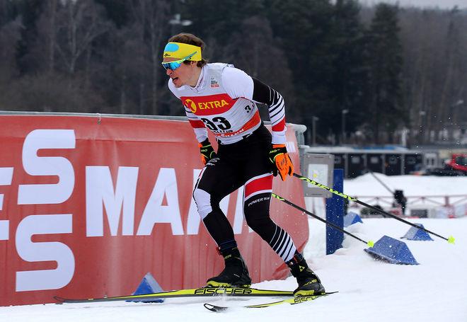 BERNHARD TRITSCHER kämpar för en ren sport men har blivit ofrivilligt offer för lagkompisarnas dopingskandaler i Österrike. Foto/rights: MARCELA HAVLOVA/kekstock.com