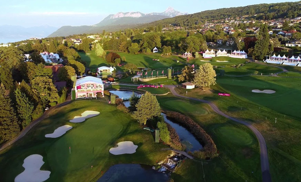 Calendrier Evian.Golf The Evian Championship 2019 Les Resultats Ski