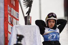 24.03.2019, Chaikovsky, Russia (RUS):Sara Takanashi (JPN) - FIS world cup ski jumping ladies, individual HS140, Chaikovsky (RUS). www.nordicfocus.com. © Tumashov/NordicFocus. Every downloaded picture is fee-liable.