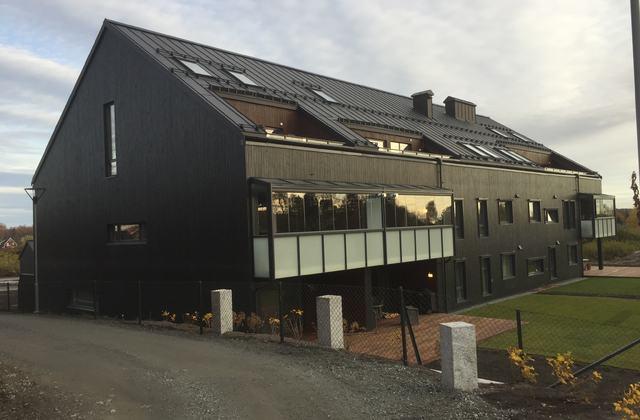 Nordre Finstad gård, Ski