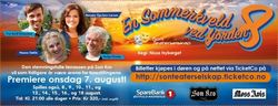 Sommerkveld ved fjorden 2019