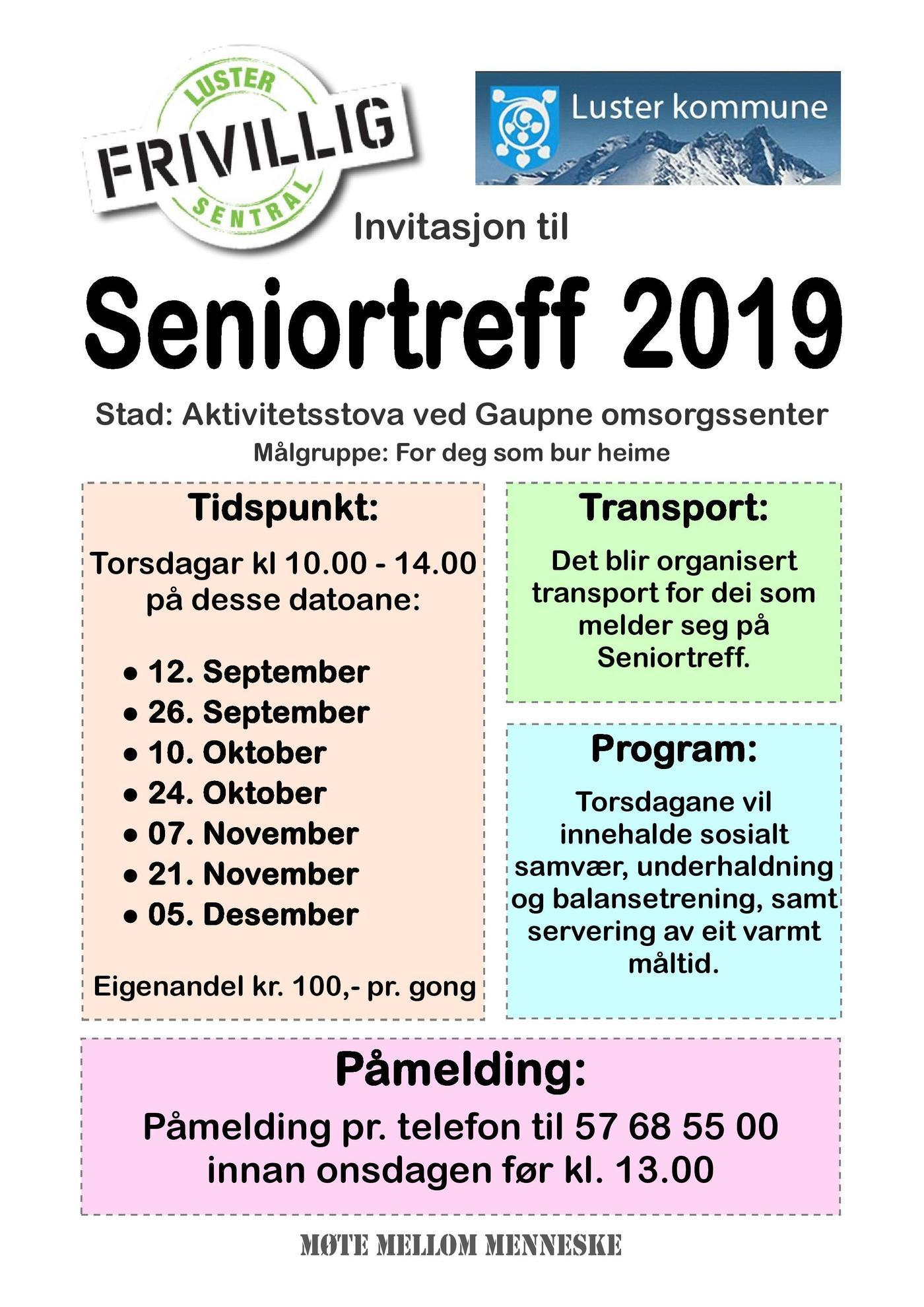 Seniortreff haust 2019