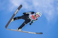 17.02.2019, Oberstdorf, Germany (GER):Sara Takanashi (JPN) - FIS world cup ski jumping ladies, individual HS137, Oberstdorf (GER). www.nordicfocus.com. © Modica/NordicFocus. Every downloaded picture is fee-liable.