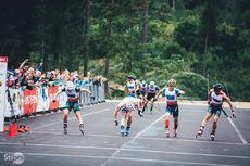 Rollerski Team Sprint Mondiaux