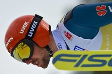 02.03.2019, Seefeld, Austria (AUT):Johannes Rydzek (GER) - FIS nordic world ski championships, nordic combined, team HS109/4x5km, Seefeld (AUT). www.nordicfocus.com. © THIBAUT/NordicFocus. Every downloaded picture is fee-liable.