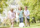 Illustrasjonsfoto: Barn i aktivitet
