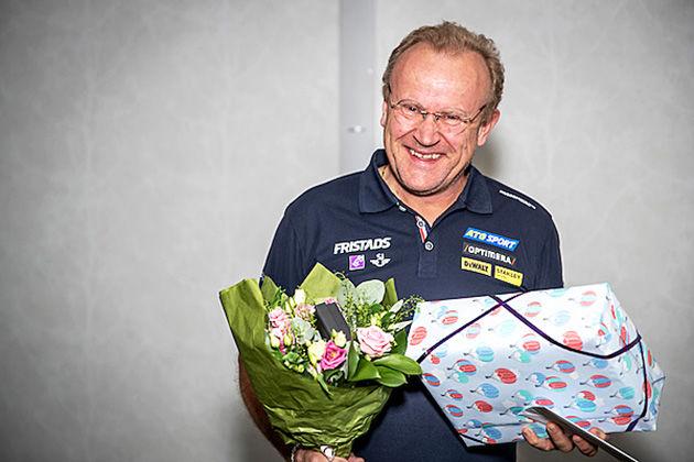 INGEMAR ARWIDSON avgår som generalsekreterare för ett skidskytteförbund i medvind. Foto: PER DANIELSSON/Svenska Skidskytteförbundet