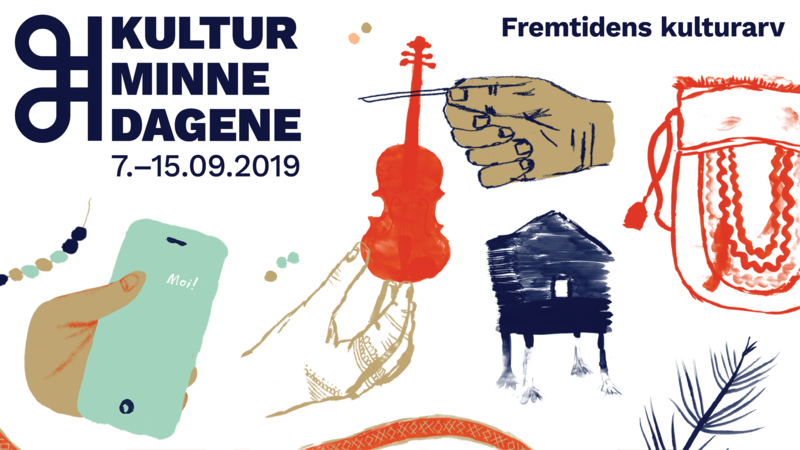 Kulturminnedagen - banner
