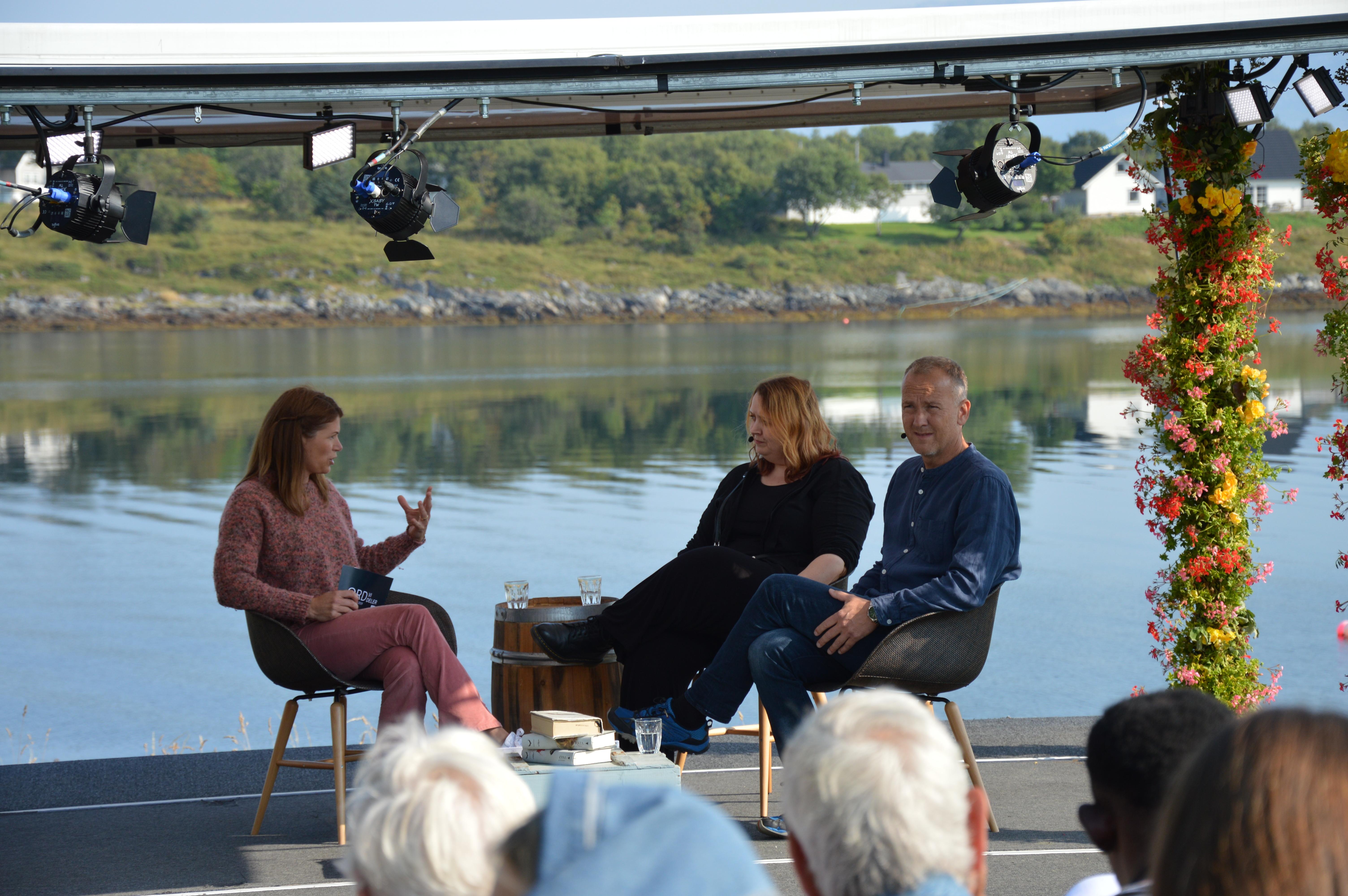 TV-innspilling Herøy_deltakere