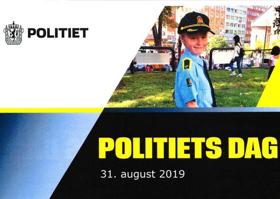 Politiets dag 2019