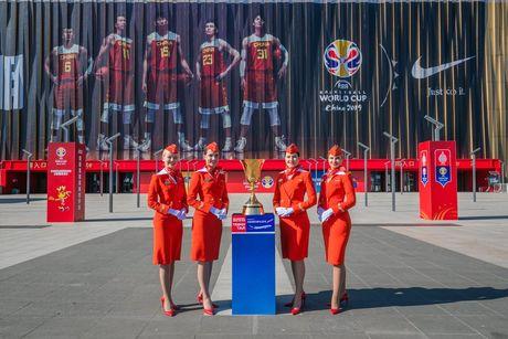 Basketball Coupe du Monde 2019