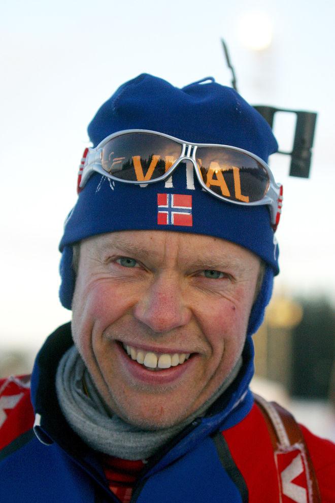 HALVARD HANEVOLD var en av Norges mest framgångsrika skidskyttar. Han dog under tisdagsmorgonen i sitt hem utanför Oslo. Foto/rights: KJELL-ERIK KRISTIANSEN/kekstock.com