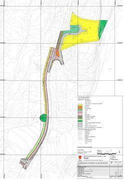 Kartutsnitt Skogly - detaljregulering