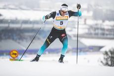 09.02.2019, Lahti Finland (FIN):Richard Jouve (FRA) - FIS world cup cross-country, individual sprint, Lahti (FIN). www.nordicfocus.com. © Modica/NordicFocus. Every downloaded picture is fee-liable.