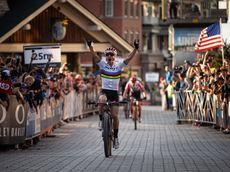 Photo UCI Mountain Bike
