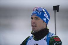 11.01.2019, Oberhof, Germany (GER):Simon Schempp (GER) -  IBU world cup biathlon, sprint men, Oberhof (GER). www.nordicfocus.com. © Manzoni/NordicFocus. Every downloaded picture is fee-liable.