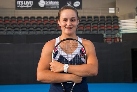 Barty WTA
