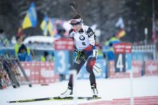 17.01.2019, Ruhpolding, Germany (GER):Jialin Tang (CHN) -  IBU world cup biathlon, sprint women, Ruhpolding (GER). www.nordicfocus.com. © Manzoni/NordicFocus. Every downloaded picture is fee-liable.