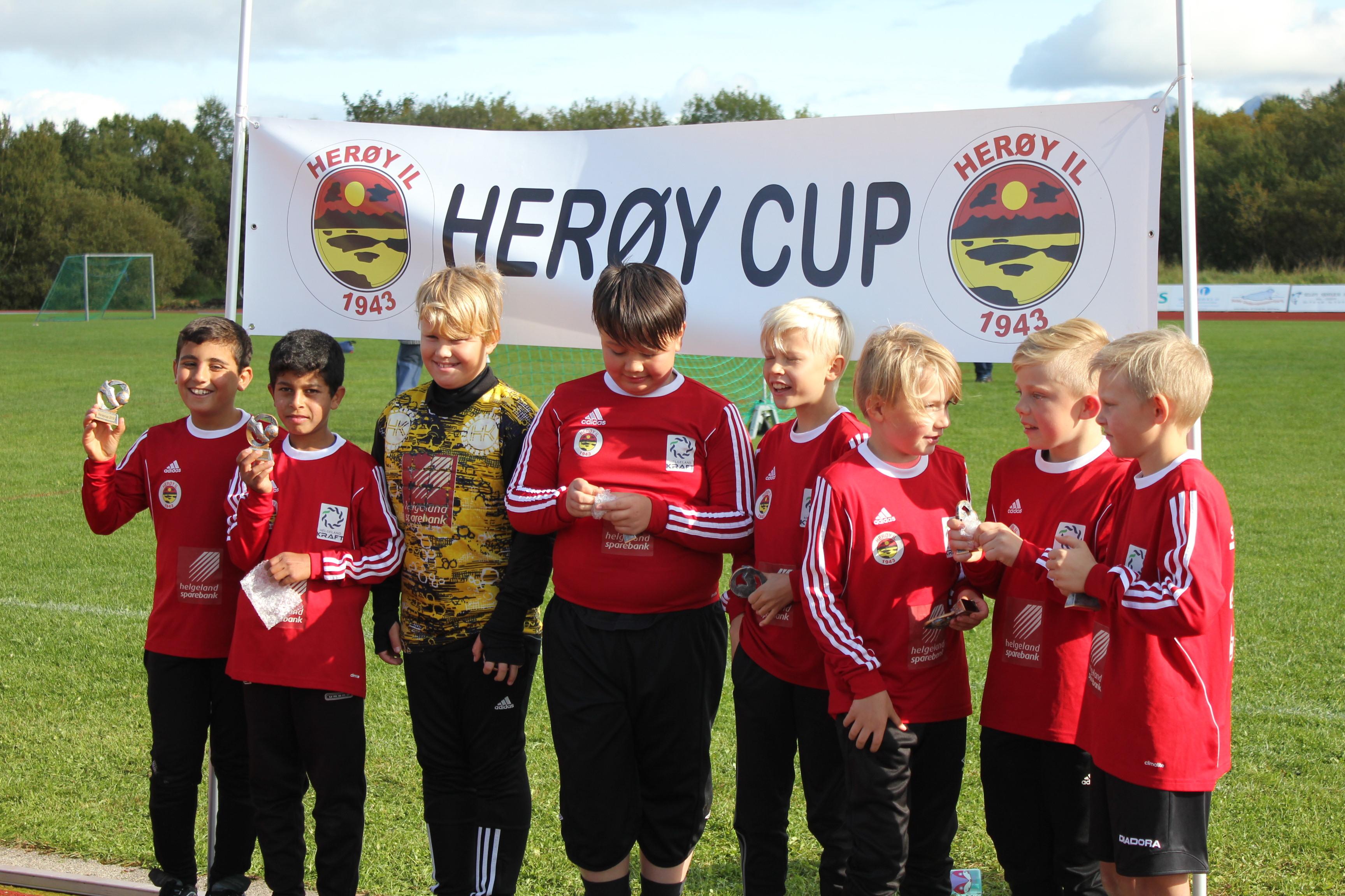 Herøy Cup 2019_lagbilde