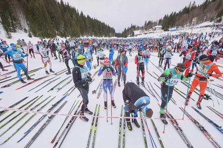 10.02.2019, Morez, France (FRA): Feature of preparations before the start - FIS World Loppet LaTransjurassienne, Morez (FRA). www.nordicfocus.com. © Rauschendorfer/NordicFocus. Every downloaded picture is fee-liable.