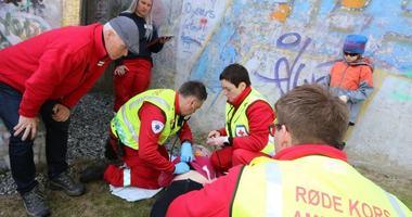 Foto: Ski Røde Kors