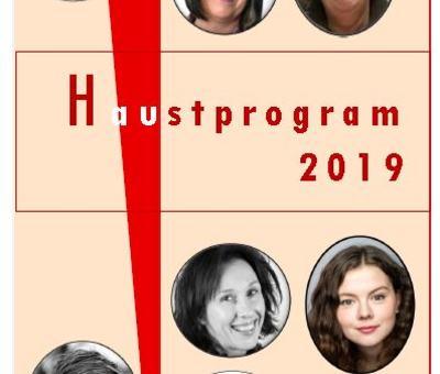 Haustprogram 2019