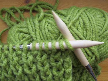 strikking - bilete