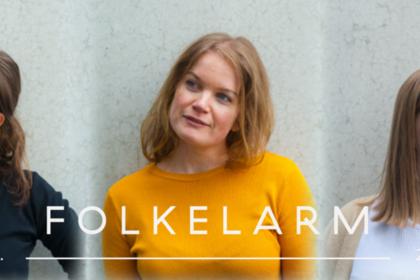 Gro Kjelleberg Solli Folkelarm
