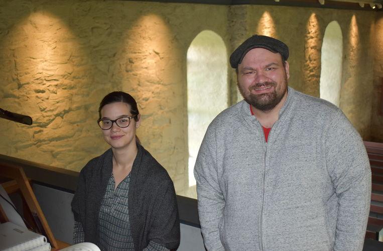 Øyvind Ottesen og Marija