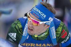 16.12.2018, Hochfilzen, Austria (AUT):Simon Schempp (GER) - IBU world cup biathlon, relay men, Hochfilzen (AUT). www.nordicfocus.com. © Manzoni/NordicFocus. Every downloaded picture is fee-liable.