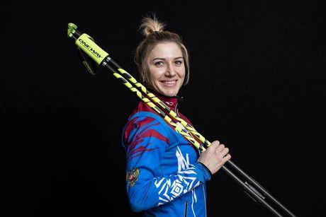 30.11.2018, Pokljuka, Slovenia (SLO):Margarita Vasileva (RUS) - IBU world cup biathlon, photoshooting, Pokljuka (SLO). www.nordicfocus.com. © Manzoni/NordicFocus. Every downloaded picture is fee-liable.