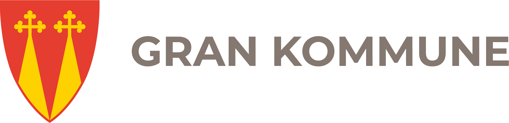 Gran kommune logo