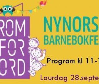 Nynorsk barnebokfest