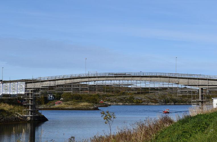 Renovering av Herøysundbrua