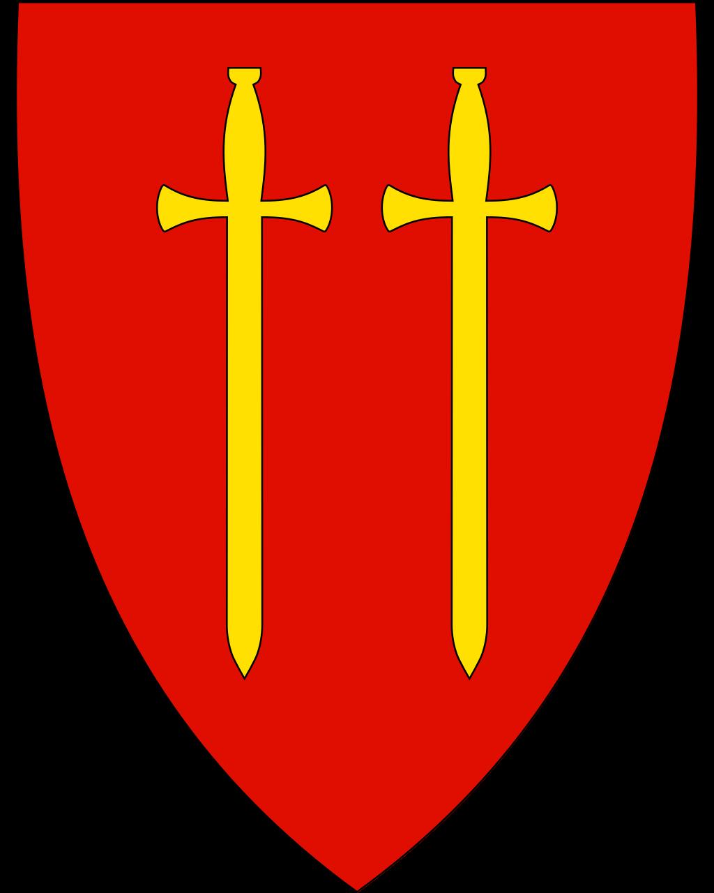 HÆGEBOSTAD KOMMUNE logo