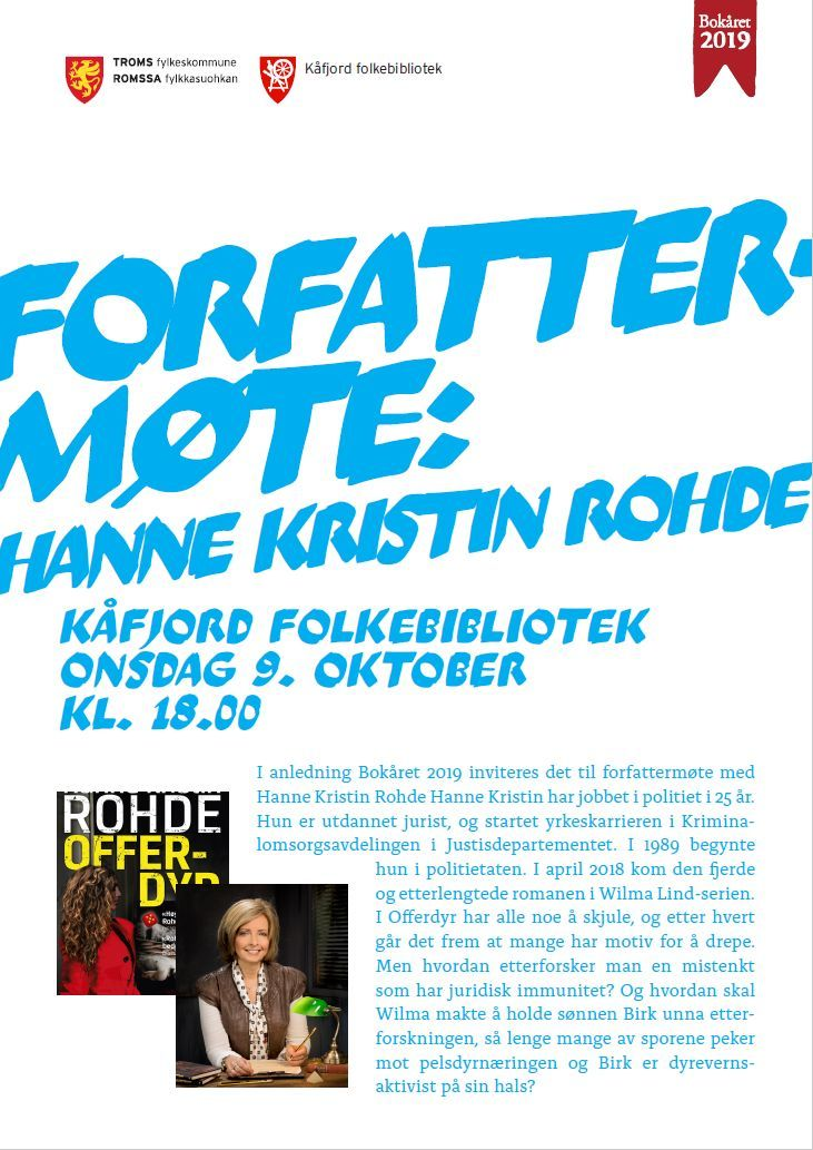 Plakat, Hanne Kristin Rohde 2019.jpg